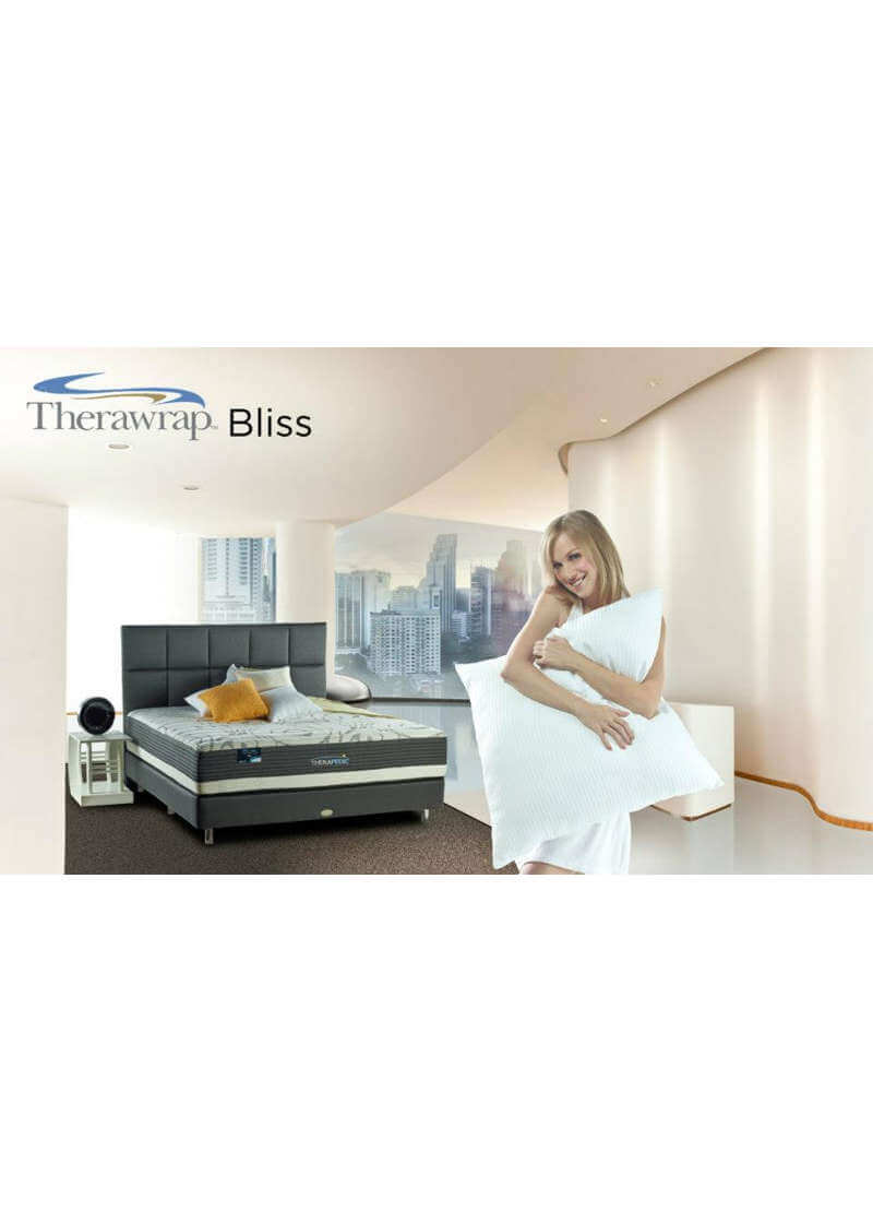 Springbed Therapedic tipe Bliss