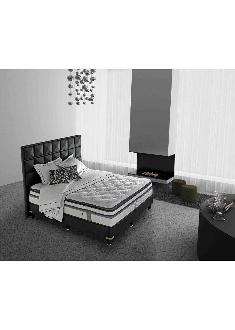 SPRINGBED SIMMONS CRYSTAL BELLE