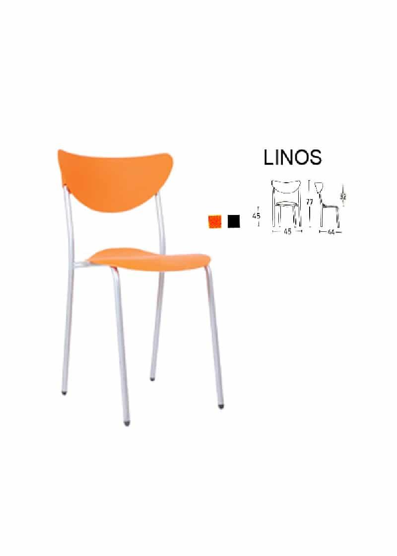 Kursi Bar/Resto Savello type Linos