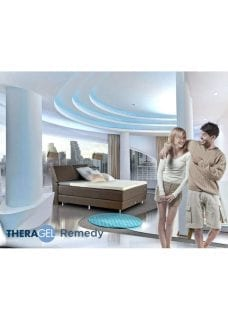 Springbed Therapedic tipe Remedy1