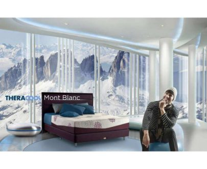 Springbed Therapedic Mont Blanc