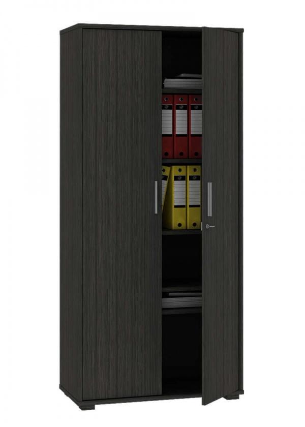 Alpha panel tall bookcase merk Melody