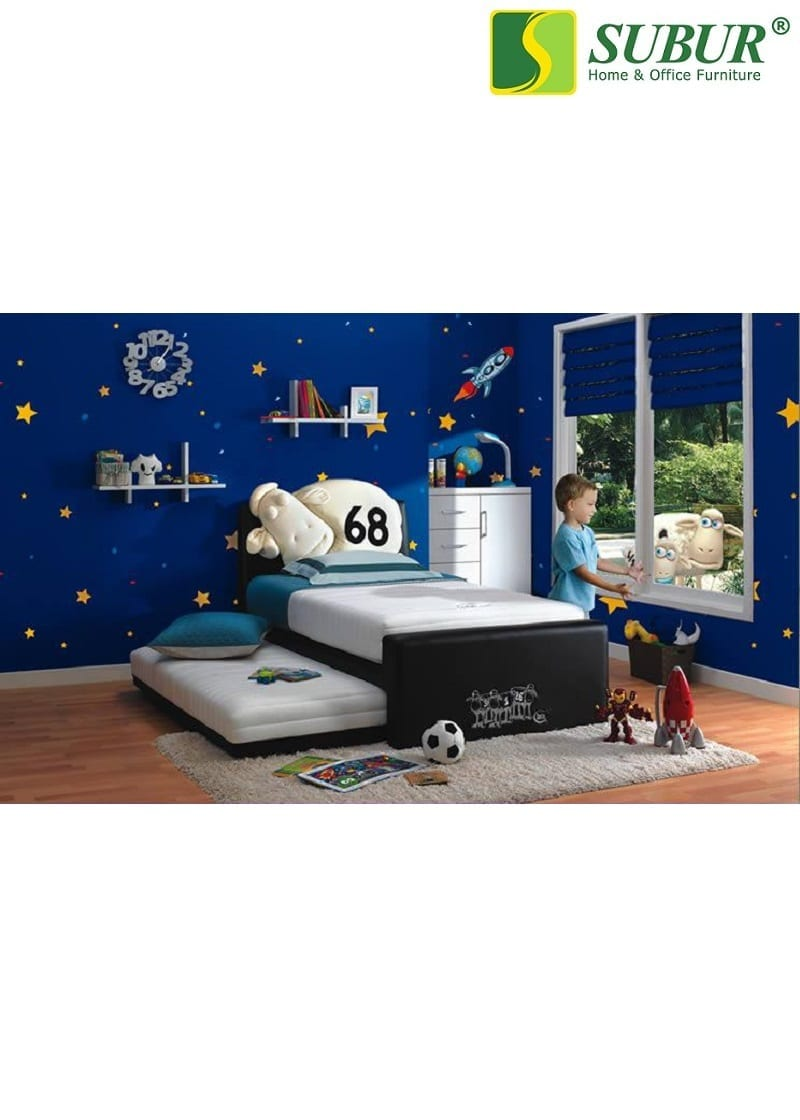 Springbed Serta Jr Sliding Model Subur Furniture Online Store Plaza Savello Luxio Mt0 Kursi Kantor Jabodetabek