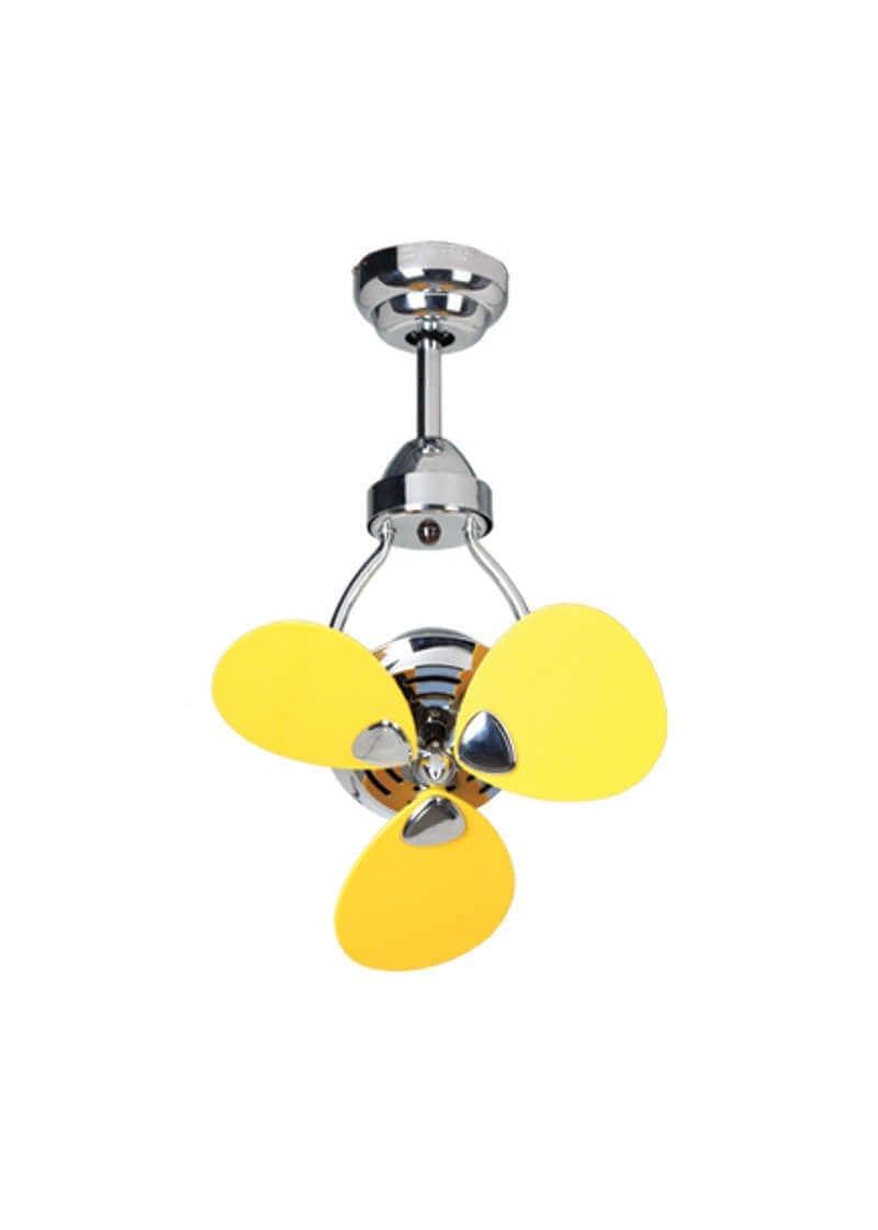 Kipas Angin MT EDMA 15in Mini CH Yellow