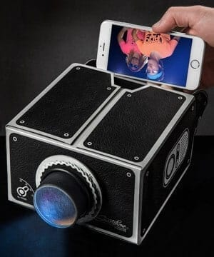 add on projector handphone