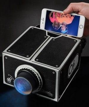add on projector handphone