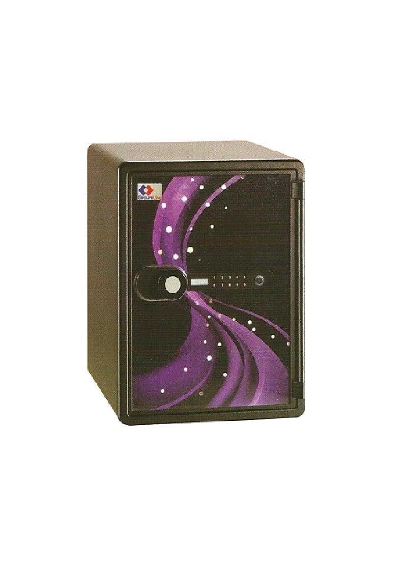 Brankas Secureline Oval Violet