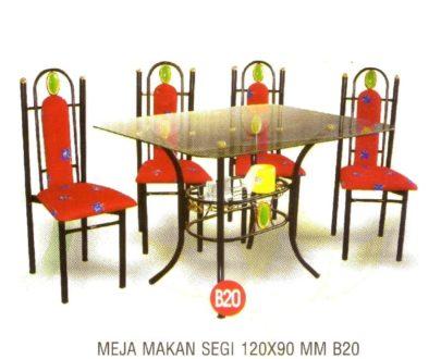 Meja Makan Polaris MM B20