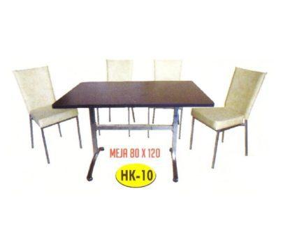 Meja Makan HPL Polaris HK10