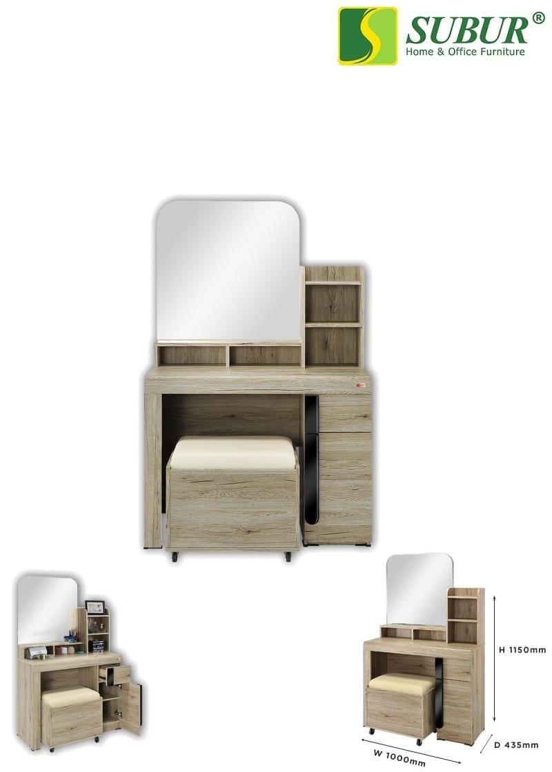 Meja Rias Activ Palazzo Mr 100 Subur Furniture Online Store Plaza Savello Luxio Mt0 Kursi Kantor Jabodetabek