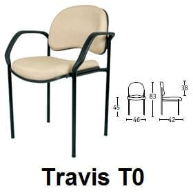 Savello Kursi Tamu type TRAVIS T0